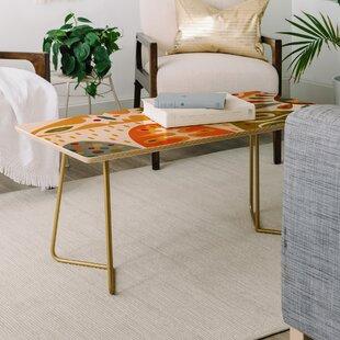 Andi Bird Bohemian Coffee Table by East Urban Home