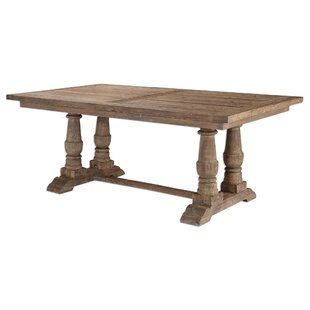 One Allium Way Axtellon Solid Wood Dining..