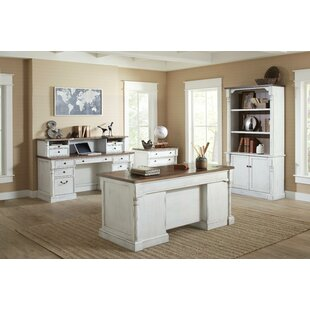 Chmura 5 Piece Office Set with Hutch