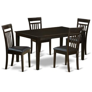 Smyrna 5 Piece Dining Set by C..
