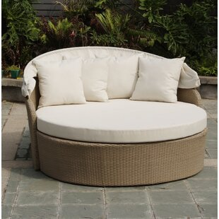 Dunnam Canopy Outdoor Backyard Daybed