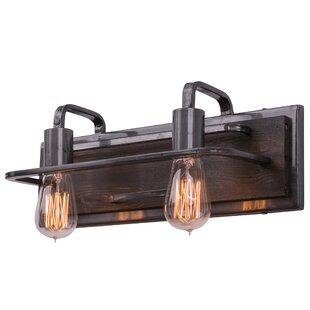 Blase 2-Light Vanity Light by Trent Austin Design