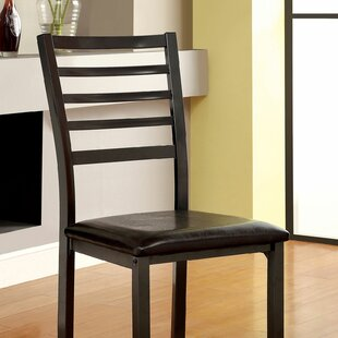Isham Upholstered Dining Chair (Set of 2)