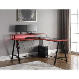 Hochstetler L-Shape Desk