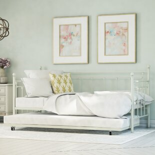 Compare & Buy Stillman Twin Daybed with Trundle by Darby Home Co Reviews (2019) & Buyer's Guide