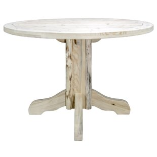 Abordale Patio Wooden Dining Table