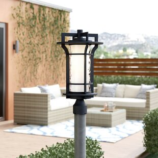 Espitia Outdoor 1-Light Lantern Head by Millwood Pines