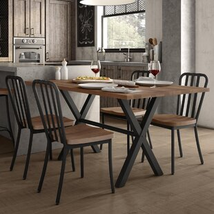 Raritan 5 Piece Dining Set by Gracie Oaks Read Reviews