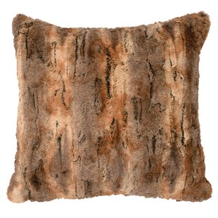 Rutland Fox Cuddle Throw Pillow