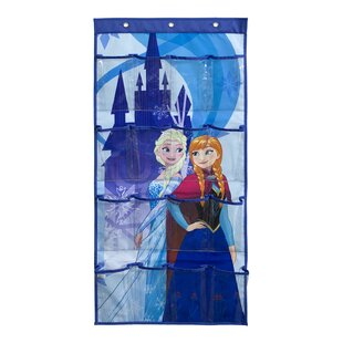 Top Reviews Disney Frozen 8 Pair Overdoor Shoe Organizer By Everything Mary