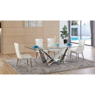 Fish 5 Piece Dining Set