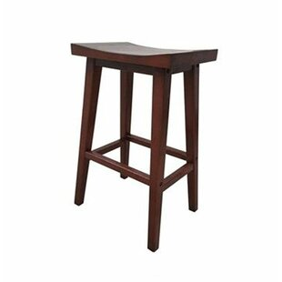 Saddle Bar Stool by The Urban Port