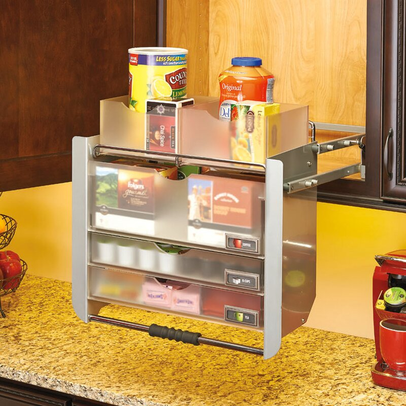 Amazing Kitchen Cabinet Pull Down Shelves Part - 11: Universal Wall Cabinet Pull-Down Shelving System