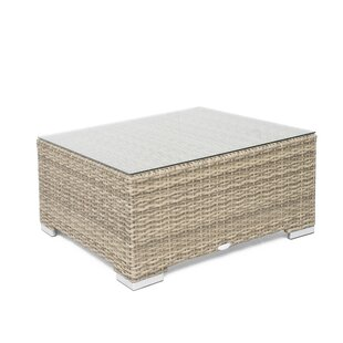 Review Alsup Rattan Coffee Table