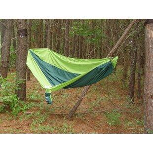 Ebern Designs Musgrave Parachute Nylon Camping Hammock