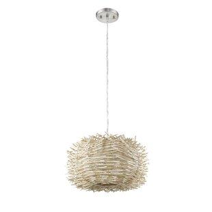 Ivy Bronx Bedwell 4-Light LEDGlobe Pendant