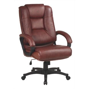 Office Star Products Deluxe High-Back Executive Chair