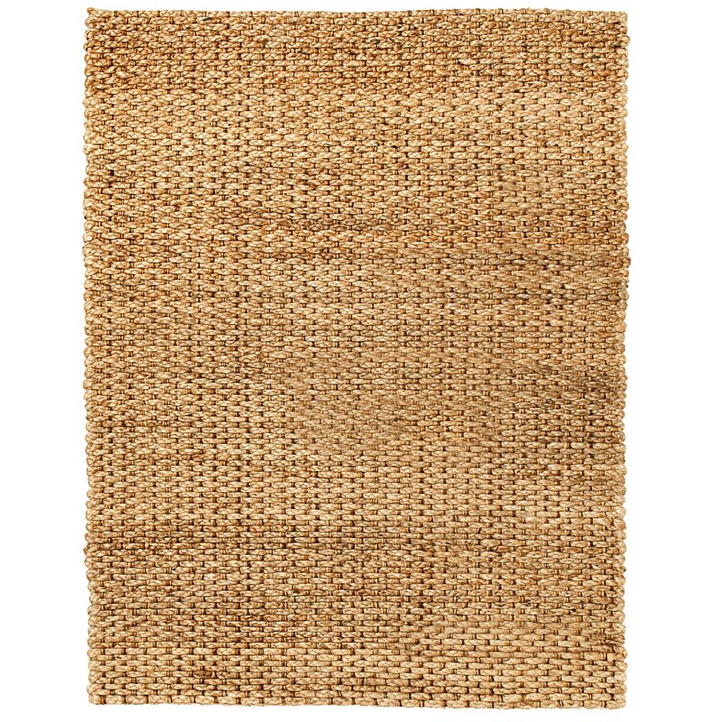 Beachcrest Home Nohemi Hand Woven Brown Area Rug Amp Reviews