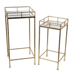 Order Basilio 2 Piece Nesting Plant Stand By Willa Arlo Interiors