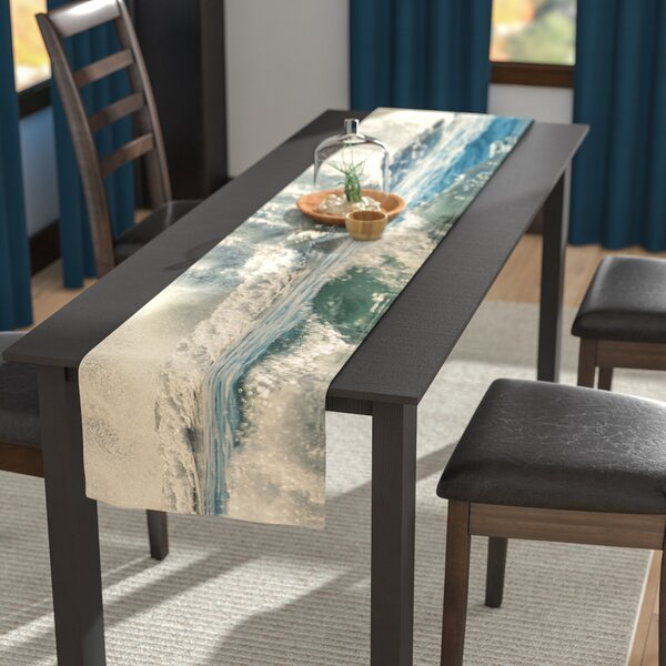 Charmant Robin Dickinson Forever Young Coastal Table Runner