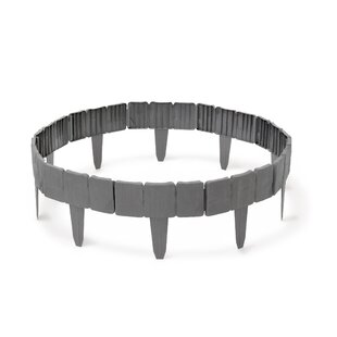 Arledge Lawn Edging Set 0.26m X 0.23m (Set Of 10) By Sol 72 Outdoor
