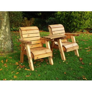 Flynn Children's Outdoor Chair (Set Of 2) By Union Rustic