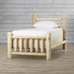 Loon Peak Lonato Panel Bed