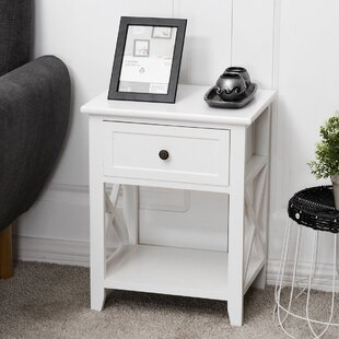 Buddy 1 Drawer Nightstand (Set of 2)