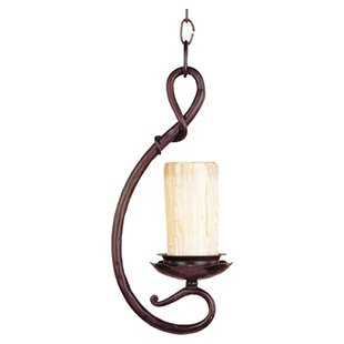 Loon Peak Rowan 1-Light Novelty Pendant
