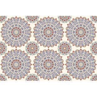 Mandala Wallpaper Wayfair Co Uk