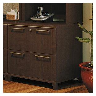 Bush Business Furniture Enterprise 2-Drawer Lateral Filing Cabinet