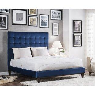 Mccann Upholstered Platform Bed by Brayden Studio