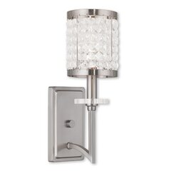 Brushed Nickel Willa Arlo Interiors Wall Sconces You Ll Love In 2021 Wayfair
