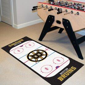 NHL - Boston Bruins Rink Runner Doormat ByFANMATS