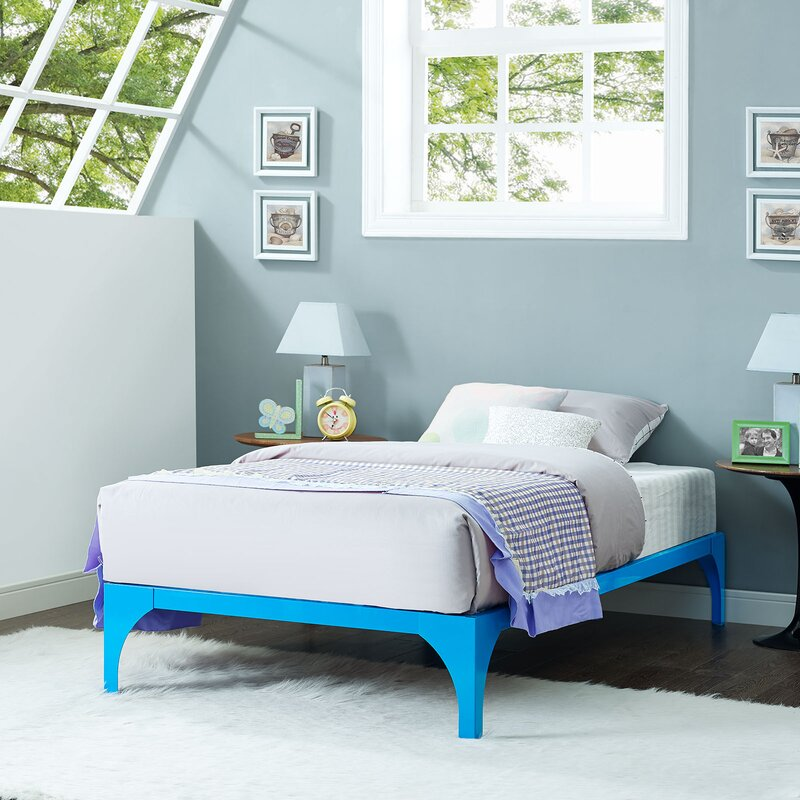 Modway Ollie Twin Bed Frame & Reviews | Wayfair