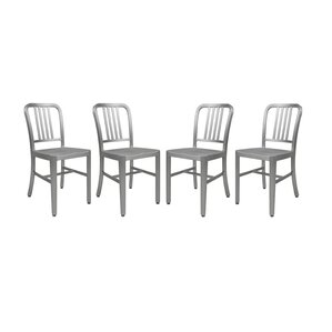 Alton Modern Side Chair (Set of 4) by LeisureMod