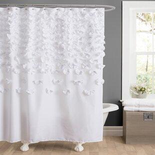 Valance Shower Curtains