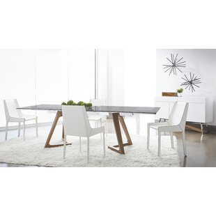 Allsup Solid Wood Dining Table