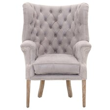 Patina Hughes Wing back Chair by Orient Express Furniture