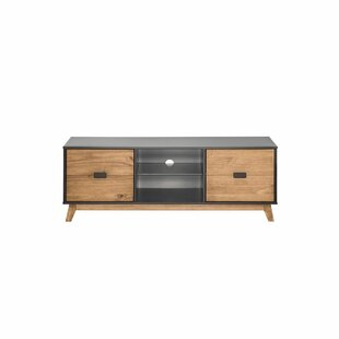 Klingbeil Mid-Century TV Stand for TVs up to 50