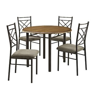 Toms 5 Piece Drop Leaf Dining Set Wonderful