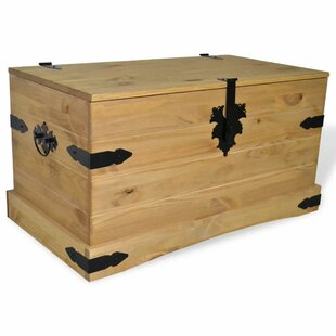 Araiza Mexican Pine Corona Storage Chest By Bloomsbury Market
