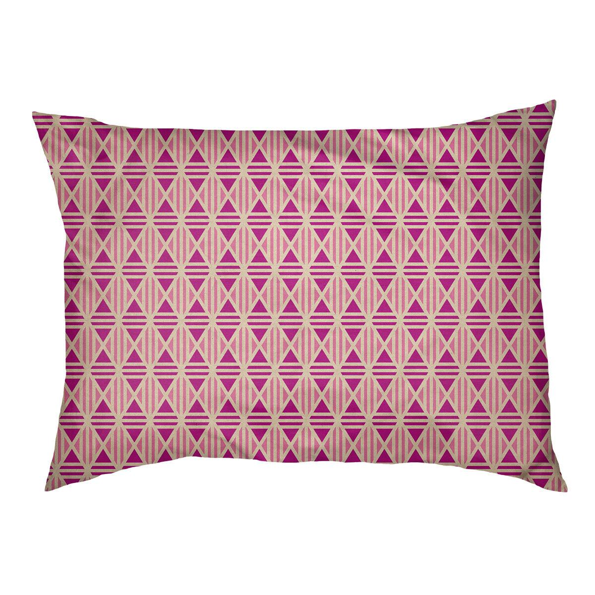 Tucker Murphy Pet Byrge Lined Diamonds Pillow Wayfair