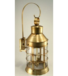 Look for Nautical 1-Light Outdoor Wall Lantern By Northeast Lantern
