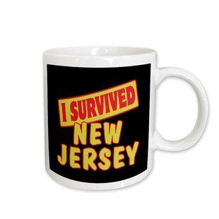 I Survived New Jersey Coffee Mug