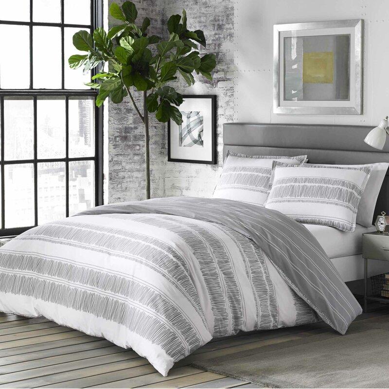 Wade Logan Barger 100 Cotton Reversible Comforter Set