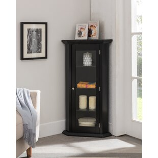 Boivin 1 Door Accent Cabinet by Charlton Home