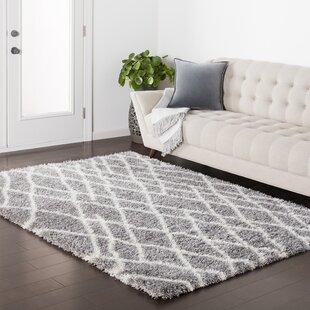 Affordable Price Zachariah Gray Area Rug ByWilliston Forge