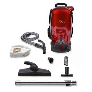 Sans Batterie Fil With Dorsal Fil Aspirateur Sac 1x7TS7