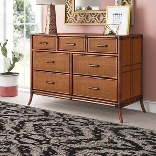 Lamont Triple 7 Drawer Dresser
